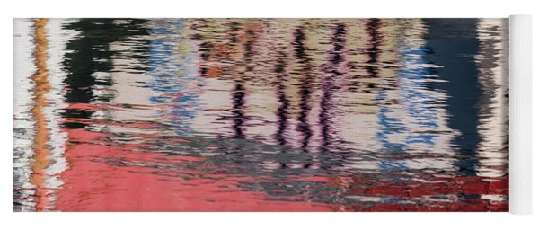Port Reflections Yoga Mat