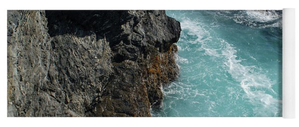 Porto Covo Cliff Views Yoga Mat
