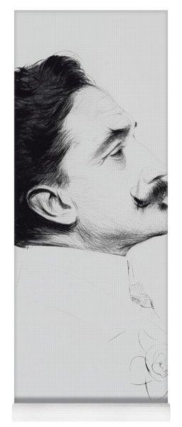 Portrait Of Robert De Montesquiou Yoga Mat