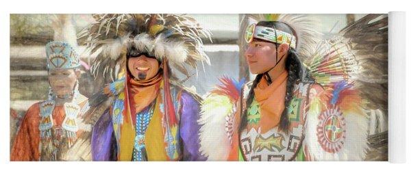 Powwow - Grand Prairie Yoga Mat