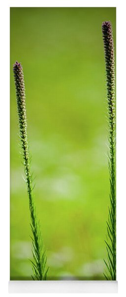 Prairie Blazing Star Yoga Mat