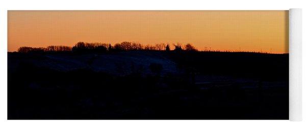 Prairie Sunrise Yoga Mat