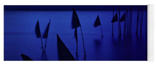 Prayer Flags At Waterloo Yoga Mat