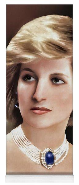 Princess Diana Yoga Mat