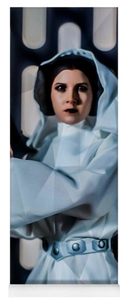 Princess Leia Yoga Mat