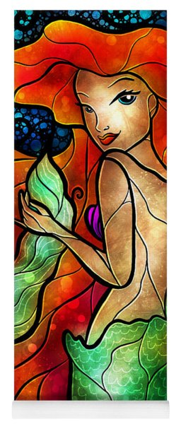 Princess Of The Seas Yoga Mat