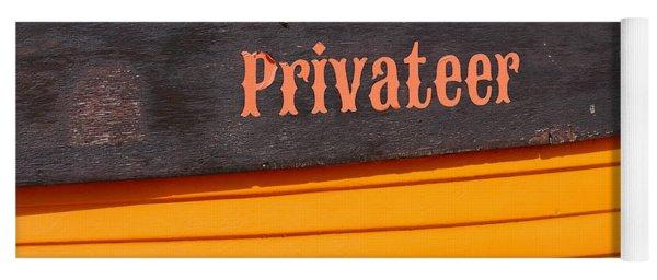 Privateer Yoga Mat