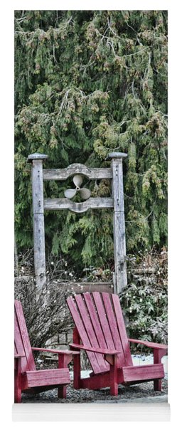 Prop Chairs Yoga Mat
