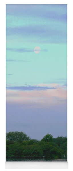Purple Dawn Yoga Mat
