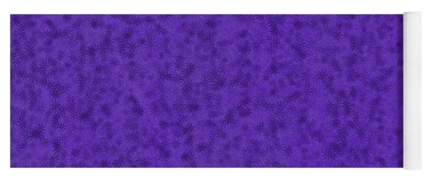 Purple Passion Yoga Mat