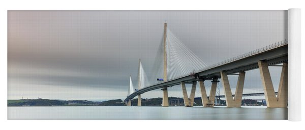 Queensferry Crossing Bridge 3-1 Yoga Mat