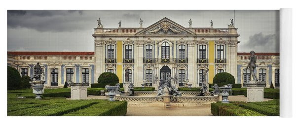 Queluz Palace Yoga Mat