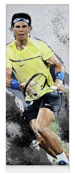 Rafael Nadal Yoga Mat