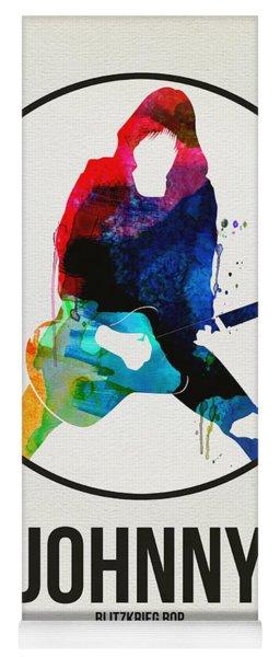 Ramones Yoga Mat