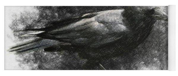 Raven Yoga Mat