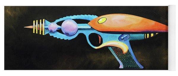 Ray Gun Yoga Mat