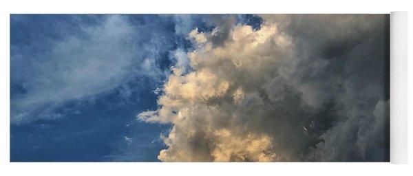 Reaching Toward Heaven Yoga Mat