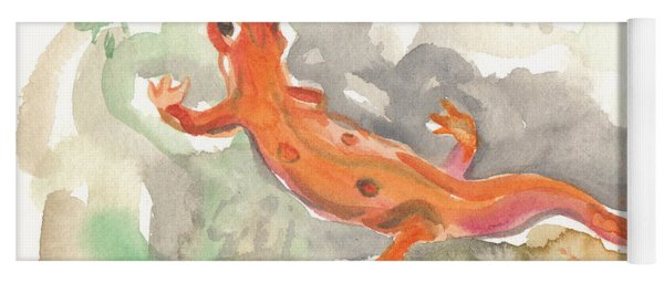 Red Eft Yoga Mat