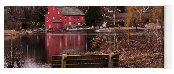 Red Mill Reflection Clinton New Jersey Yoga Mat