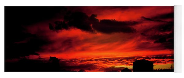 Red Sky Yoga Mat