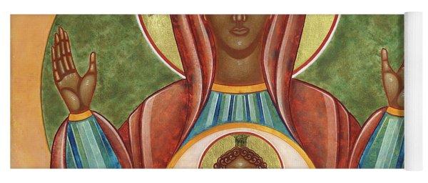 Redemptoris Mater Yoga Mat