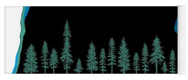 Reforestation Yoga Mat