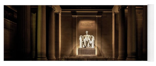 Remembering Mr. Lincoln Yoga Mat