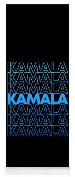 Retro Kamala Harris 2020 Yoga Mat