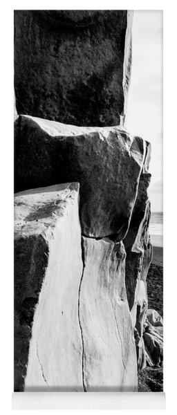 Reynisfjara Beach #1 Yoga Mat