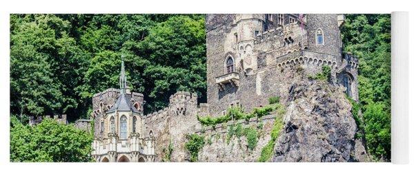 Rheinstein Castle Yoga Mat