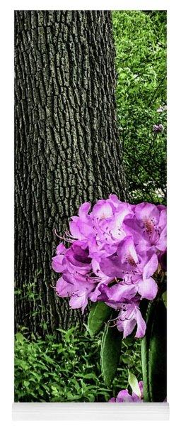 Rhododendrum Yoga Mat