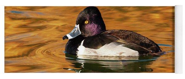Ring-necked Duck Yoga Mat