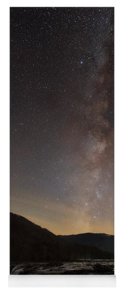Yoga Mat featuring the photograph Risen by Russell Pugh