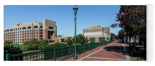 Riverwalk Downtown Augusta Ga Yoga Mat