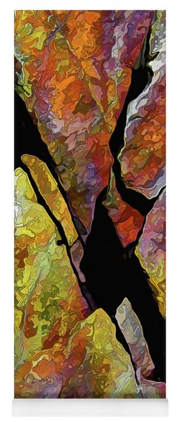 Rock Art 17 Yoga Mat