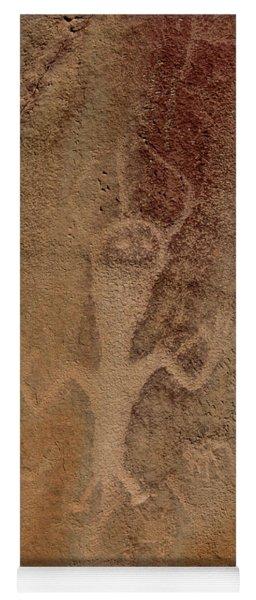 Rock Art Yoga Mat