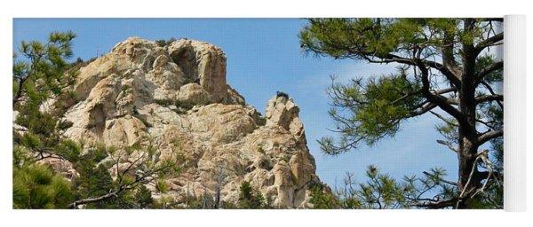 Rocky Peak Yoga Mat