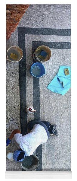 Roman Bath Yoga Mat