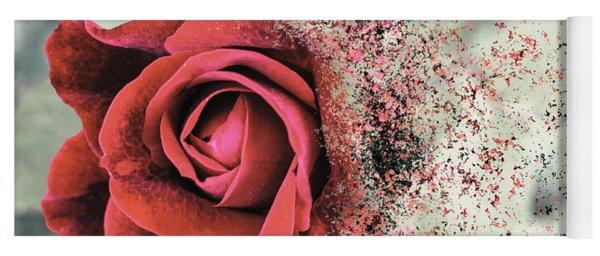 Rose Disbursement Yoga Mat