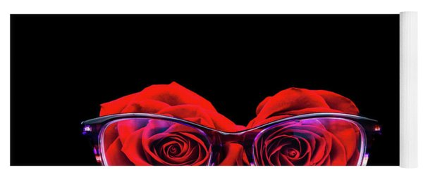 Rosy Vision Yoga Mat