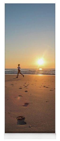 Run Free Yoga Mat
