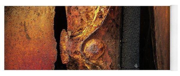 Rusty Colours Yoga Mat