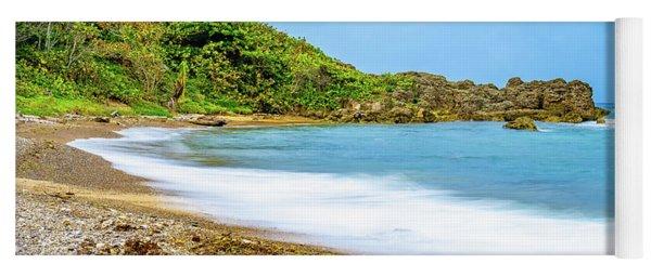 Saint Mary Jamaica Beach Coast Yoga Mat