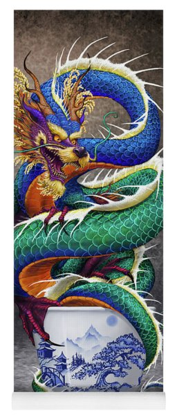 Sake Dragon Yoga Mat