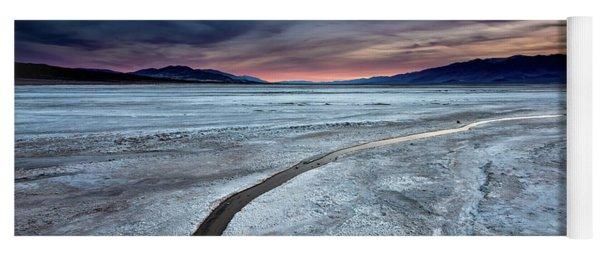 Salt Creek Flats Iv Yoga Mat