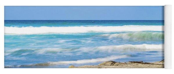San Diego Beach Yoga Mat