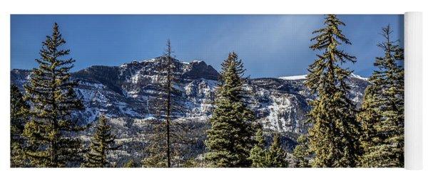 San Juan Mountains, Colorado Yoga Mat