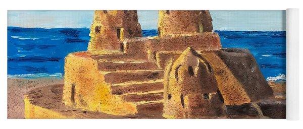 Sand Castle Yoga Mat