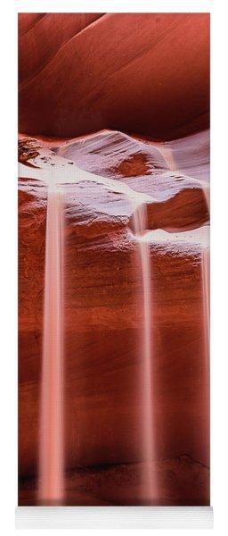 Sand Of Time Yoga Mat