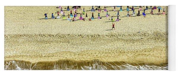 Santa Monica Beach 3 Yoga Mat
